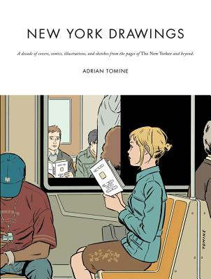 New York Drawings By Tomine, Adrian